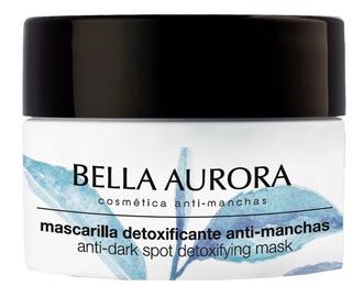Näomask Bella Aurora Anti-Dark Spot Detoxifying Mask, 75 ml