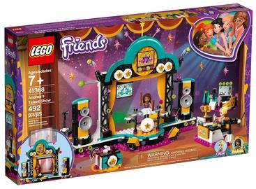 KONSTRUKTOR LEGO FRIENDS 41368