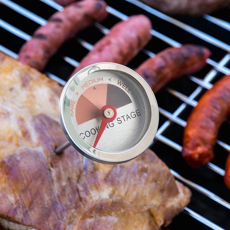 BBQ Classics Meat Thermometer 2pcs