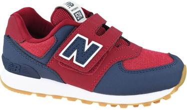New Balance Kids Shoes YV574DMI Red 33.5