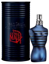 Parfüümid Jean Paul Gaultier Ultra Male 125ml EDT