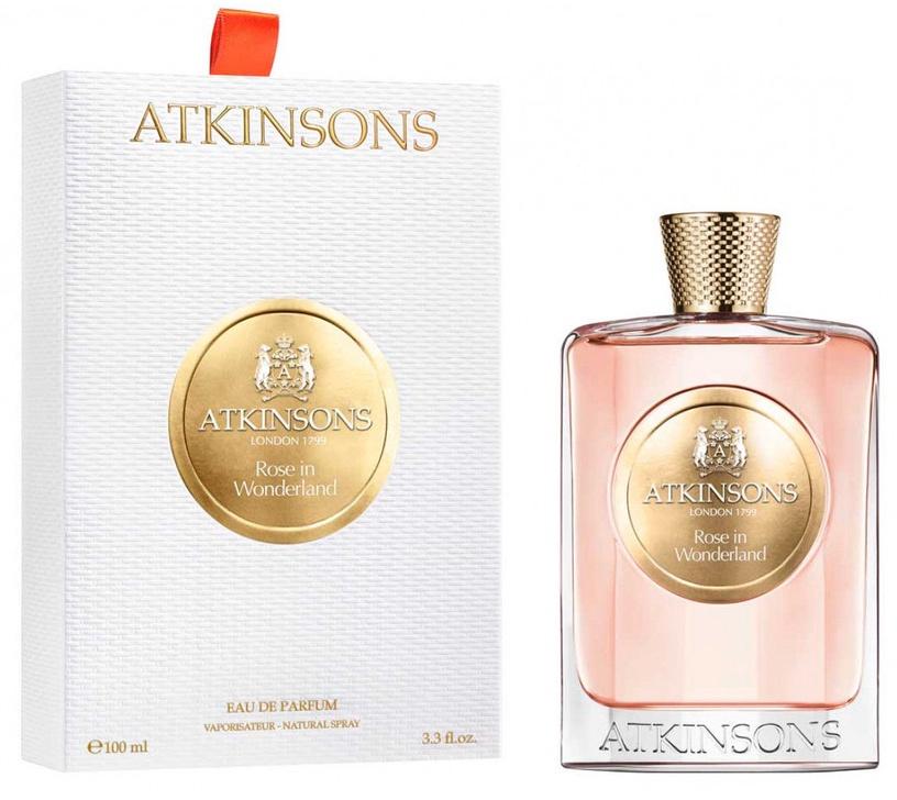 Atkinsons Rose In Wonderland 100ml EDP