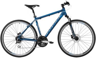 Jalgratas Kross Evado 3.0 28 23 Navy Blue 16