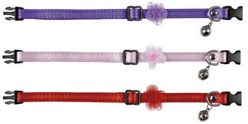 Trixie Flowered Cat Collar 41900