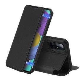 Dux Ducis Skin X Bookcase For Samsung Galaxy A51 Black
