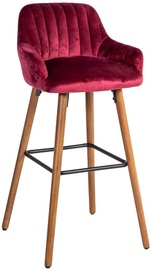 Baaritool Home4you Ariel Wine Red