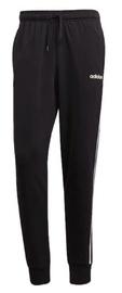 Adidas Essentials Tapered Cuffed Joggers DU0468 Black XL