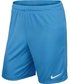 Nike Men's Shorts Park II Knit NB 725887 412 Light Blue 2XL