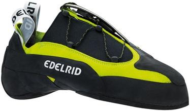 Edelrid Cyclone Climbing Shoes Black / Green 44.5