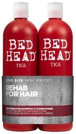 Tigi Bed Head Urban Antidotes Resurrection Shampoo 750ml+Conditioner 750ml