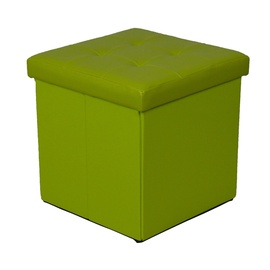 SN Pouf With Storage XYF2116B Green