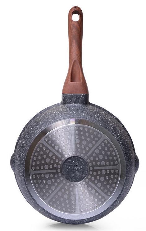 Fissman Dakjjim Deep Frying Pan D24cm Grey
