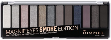 Lauvärv Rimmel London Magnif'Eyes Eye Contouring Palette Smoke Edition, 14 g