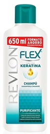 Шампунь Revlon Flex Keratin Oily Hair, 650 мл