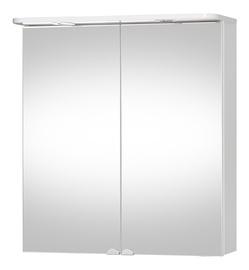 Riva White SV69 Bathroom Cabinet White