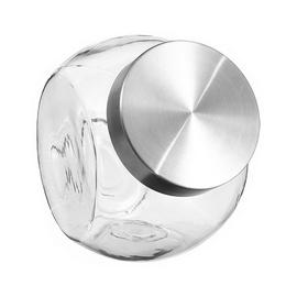 SN Glass Jar With Metal Lid 146694 2.1l
