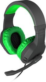 Mänguri kõrvaklapid Genesis Argon 200 Green
