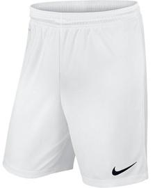 Nike Men's Shorts Park II Knit NB 725887 100 White 2XL