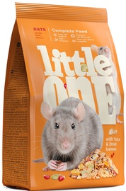 Mealberry Little One Food For Rats 900g