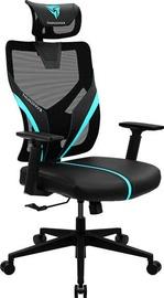 Игровое кресло Thunder X3 YAMA1 Black/Cyan