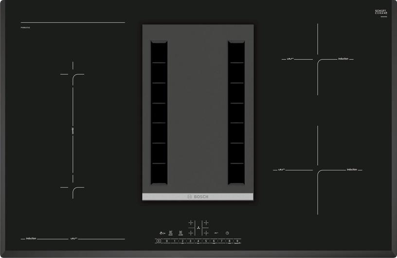 Induktsioonpliit Bosch Serie 6 PVS851F21E