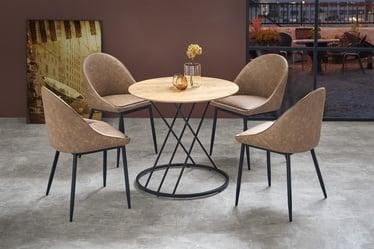 Halmar Table Sven Natural Oak/ Black