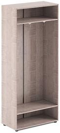 Skyland Xten Wardrobe Frame XCWS 85-1 Sonoma Oak