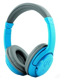 Esperanza Wireless Bluetooth Headphones Libero Blue