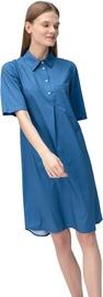 Audimas Light Fabric Dress Blue M