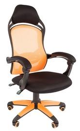 Игровое кресло Chairman Game 12 Black Orange
