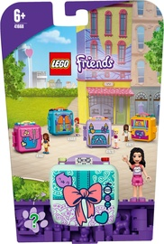 Konstruktor LEGO Friends Emmas Fashion Cube 41668, 58 tk