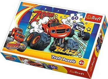 Pusle Trefl Blaze & The Monster Machines What A Team 17305, 60 tk