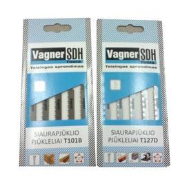 Vagner Jigsaw Blades SDH HC12R 5pcs