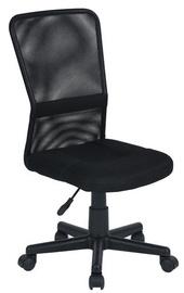 SN Office Chair Paeroa Black