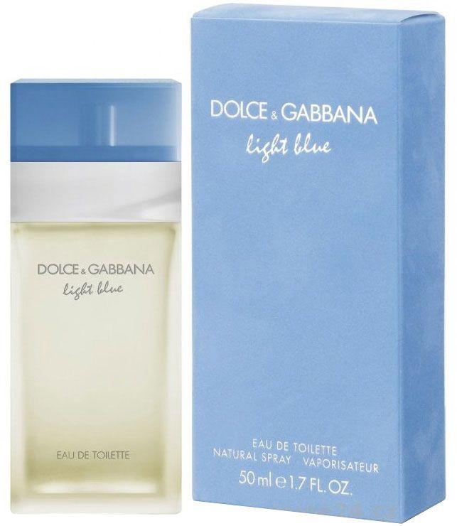 Dolce & Gabbana Light Blue 50ml EDT