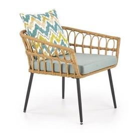 Halmar Gardena 1S Chair Natural
