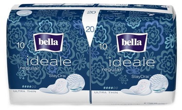 Bella Ideale Regular Ultra Control Pads 20pcs