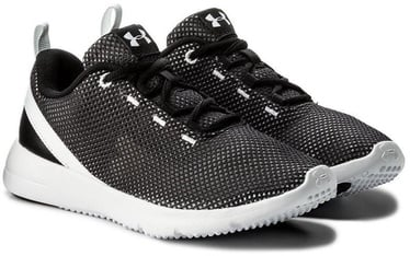 Under Armour Womens Squad 2 3020149-001 Black/White 40.5
