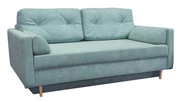 Diivanvoodi Idzczak Meble Astoria Queens 18 Blue, 216 x 100 x 74 cm