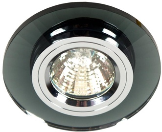Candellux SS-10 Downlight 50W MR16 Round Black