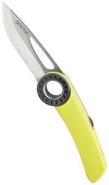 Petzl Spatha Knife Green