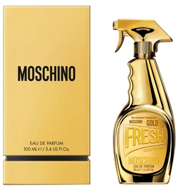 Moschino Fresh Gold Couture 100ml EDP