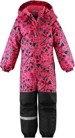 Lassie Siiko Winter Overall Pink 720733-4637 116