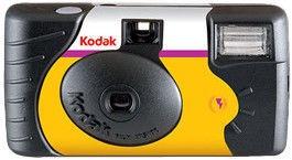 Kodak Power Flash 27+12 Single Use Camera