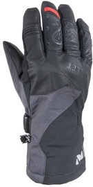Millet Atna Peak Dryedge Gloves Black/Gray L