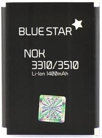 BlueStar Battery For Nokia 3310/2260/3360 Li-Ion 1400mAh Slim Analog