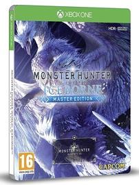 Monster Hunter World: Iceborne Master Edition Steelbook Xbox One