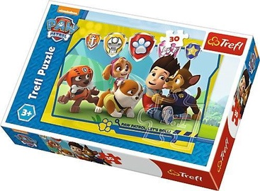 Trefl Puzzle Paw Patrol And Friends 30pcs 18239