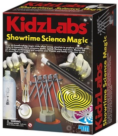 4M KidzLabs Showtime Science Magic 5530