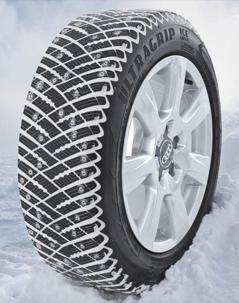 Autorehv Goodyear UltraGrip Ice Arctic 205 55 R16 94T XL